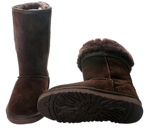 UGG Australia Dark Brown Boots