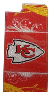 Nike NEW Kansas City Chiefs Phone Bling Applique for IPhone5/5S