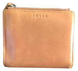 Coach Coach Leather Wallet