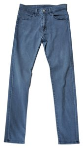 AG Adriano Goldschmied High Rise Leggings Denim Skinny Jeans-Light Wash