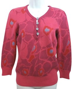Marc Jacobs Pink Knit Sweater
