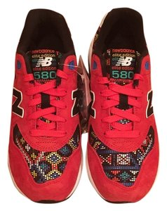 New Balance Red / Black Athletic