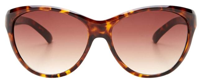 Item - Brown Women's Cat Eye Sunglasses