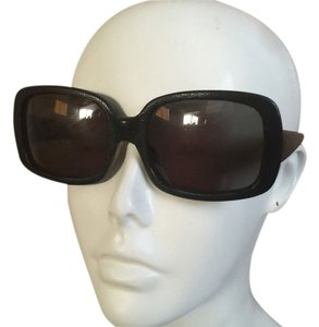 Bottega Veneta 100% Authentic Vintage Leather Bottega Veneta Leather Sunglasses