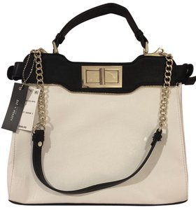 Olivia + Joy Tote in White