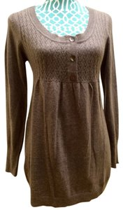 BCBG Max Azria Chocolate Soft Sweater