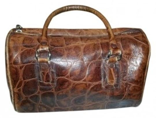 Preload https://item3.tradesy.com/images/purse-with-detachable-shoulder-strap-brown-leather-satchel-146477-0-0.jpg?width=440&height=440