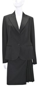 Burberry London Wool Black Blazer