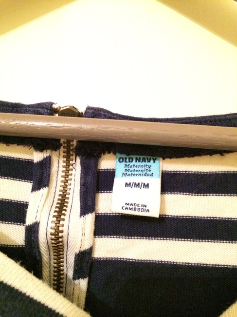 Old Navy Old Navy Maternity Nautical Top Image 1