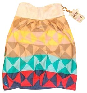 Billabong short dress Multi Summer Aztec on Tradesy