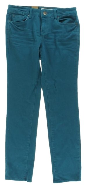 Preload https://item4.tradesy.com/images/dkny-soho-blue-skinny-jeans-size-26-2-xs-1464998-0-0.jpg?width=400&height=650