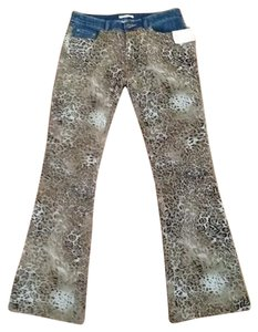 Alberto Makali Boot Cut Jeans-Medium Wash