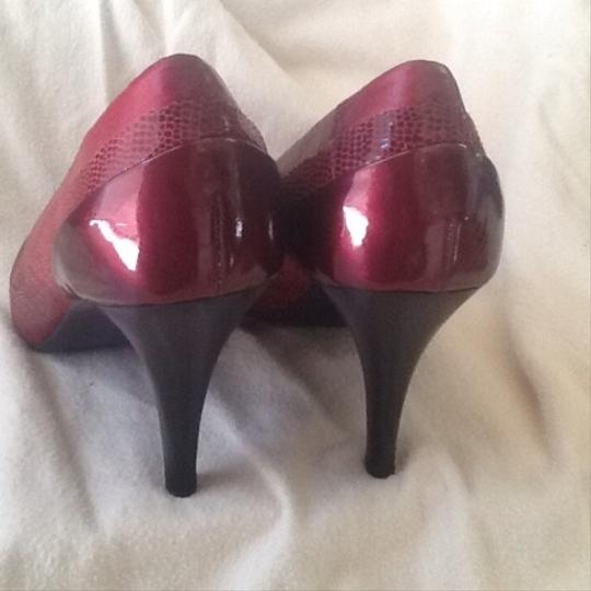 Worthington Red Pumps