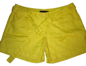 The Limited Shorts Yellow