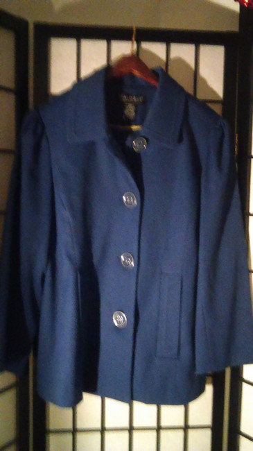 Dialogue Pea Coat Image 1