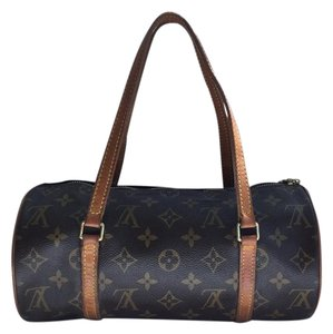 Louis Vuitton Small Shoulder Classic Tote in Monogram