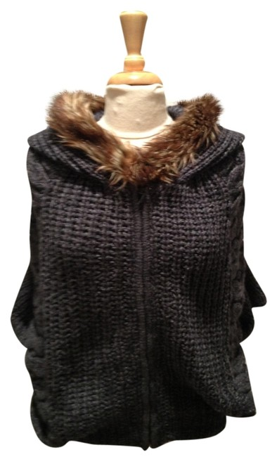 Romeo & Juliet Couture Faux Cardigan Sweater