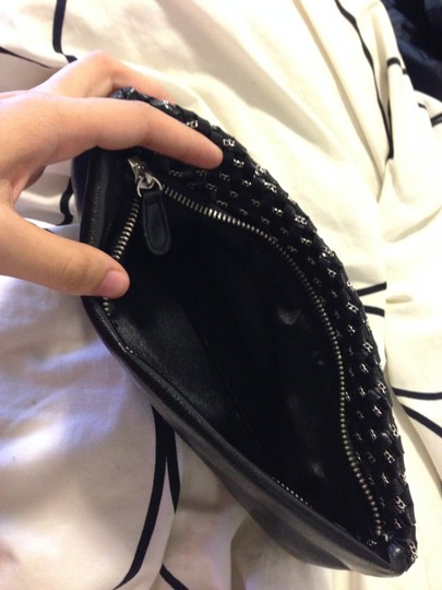 CC SKYE Black Clutch