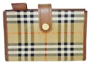 Burberry Authentic Burberry Mini Agenda Notebook in Nova Check