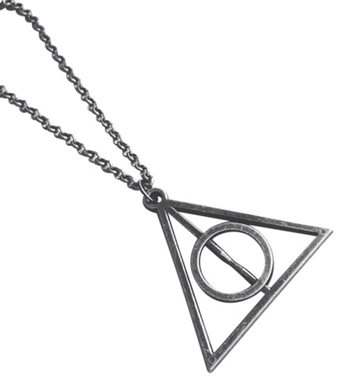 The Altered Chain Deathly Hollow Necklace
