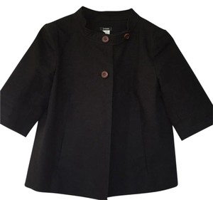 J.Crew Spring Fall Black Jacket