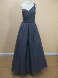 Alfred Angelo Charcoal 7342l Dress