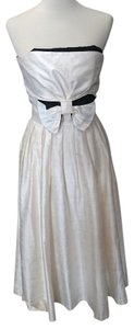 Laura Ashley Vintage Silk Shantung Dress