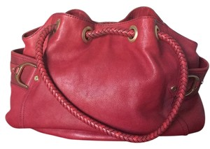 Cole Haan Satchel in Red