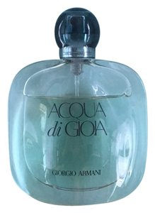 Giorgio Armani 3/4 full, less than a year old, stored properly in cool closet