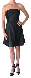 Rachel Roy Faux Leather Little Dress