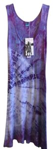 LOVE TANJANE short dress Purple Tie Dye Tie Dye on Tradesy