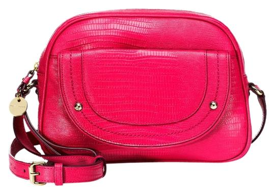 Preload https://item3.tradesy.com/images/juicy-couture-lizard-embossed-shoulder-deep-pink-leather-satchel-1466152-0-0.jpg?width=440&height=440