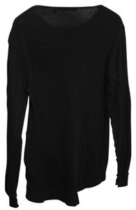 Balmain x H&M Mens Long Sleeve T Shirt * Black
