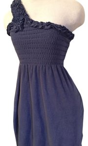 Juicy Couture short dress Purple on Tradesy
