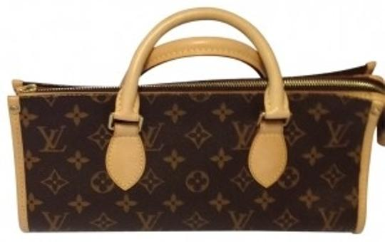 Louis Vuitton Popincourt - Iconic Lv Tote in Monogram canvas- brown & tan