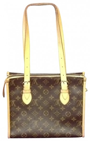 Preload https://item4.tradesy.com/images/louis-vuitton-iconic-lv-monogram-canvas-brown-and-tan-shoulder-bag-146623-0-0.jpg?width=440&height=440