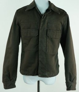 A.P.C. Military Coat Military Jacket