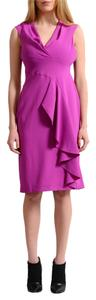 Versace Collection short dress Purple on Tradesy
