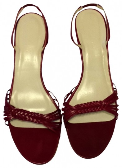 Preload https://item1.tradesy.com/images/jcrew-red-leather-italian-sling-backs-wedges-size-us-7-146625-0-0.jpg?width=440&height=440