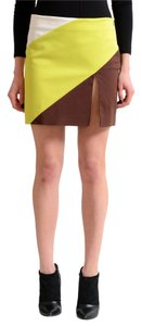Versace Mini Skirt Multi-Color
