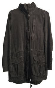 James Perse Army Green Jacket