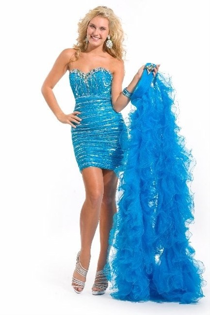Party Time Formals New Prom 6045 Size 8 Dress