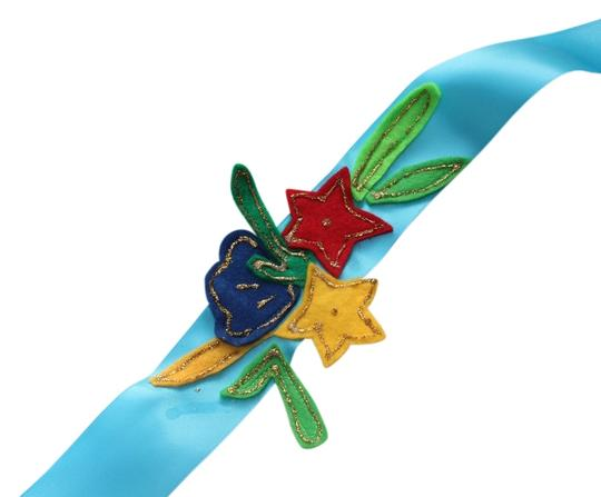 Preload https://item3.tradesy.com/images/turquoise-multi-color-new-custom-made-beach-themed-bridal-sash-wedding-bridal-sash-in-blue-free-ship-1466377-0-0.jpg?width=440&height=440