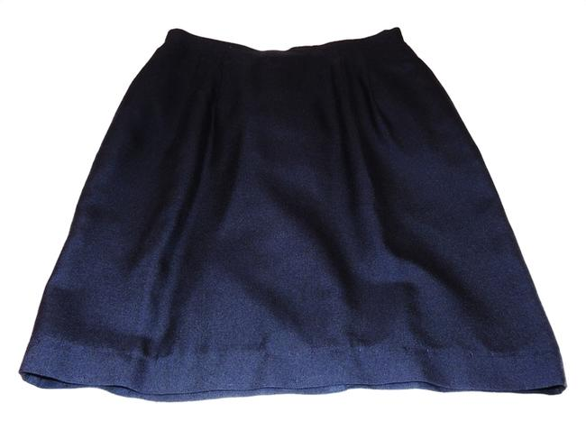 Atrium Collection Skirt Navy blue
