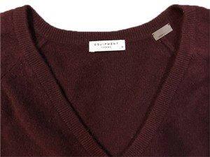Equipment Cashmere Oversized Sweater