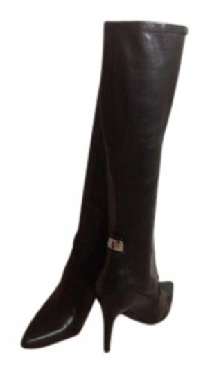 Preload https://item3.tradesy.com/images/nine-west-black-nwgenisis-bootsbooties-size-us-65-146647-0-0.jpg?width=440&height=440