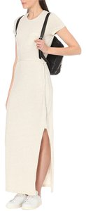 heather natural Maxi Dress by James Perse
