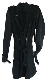 Hudson Jeans Trench Night Out Trench Coat