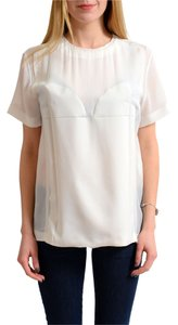 VIKTOR & ROLF Top Cream White