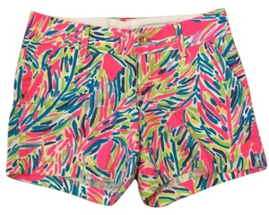 Lilly Pulitzer Mini/Short Shorts Palm Reader